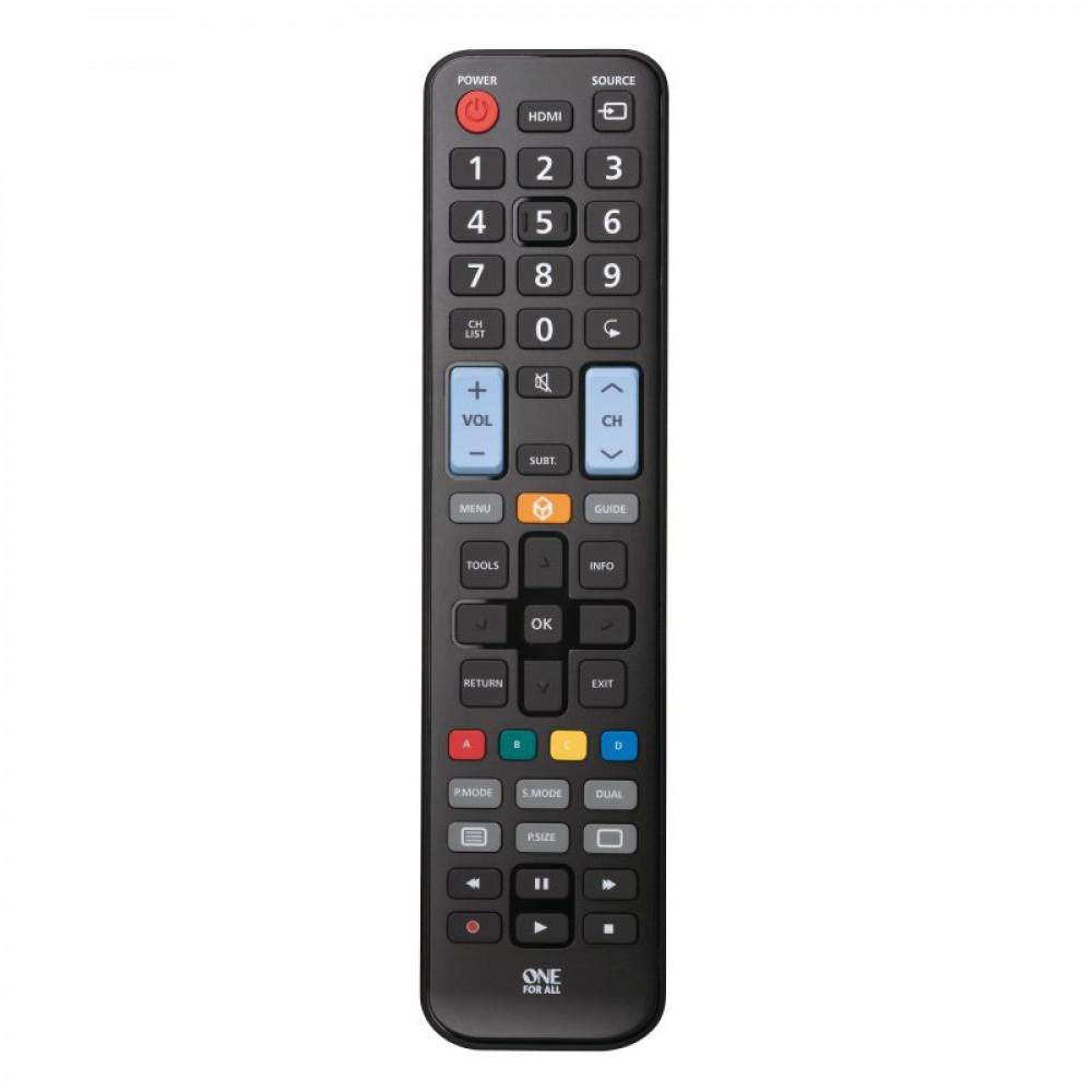 One For all Ersättnings fjärrkontroll för Samsung-Tv