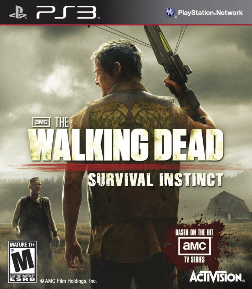 Activision The Walking Dead: Survival Instinct