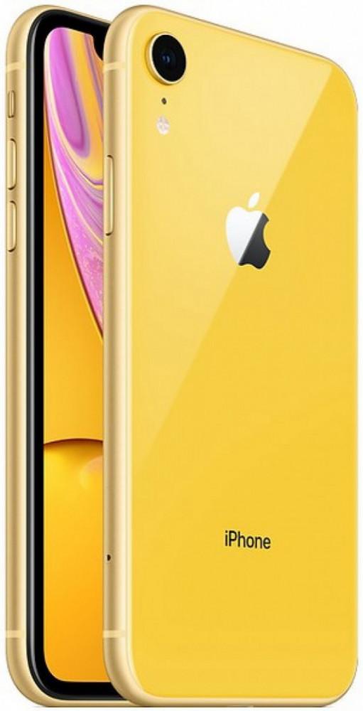 . iPhone XR 64GB Gul