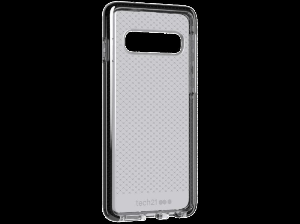 Tech21 Evo Check Galaxy S10 Rök/Svart