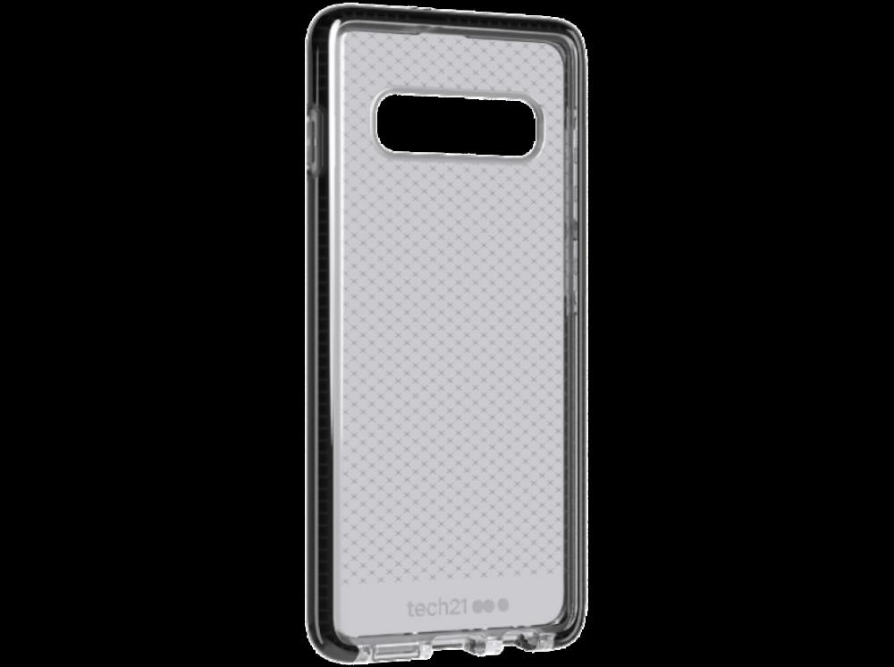 Tech21 Evo Check Galaxy S10+ Rök/Svart