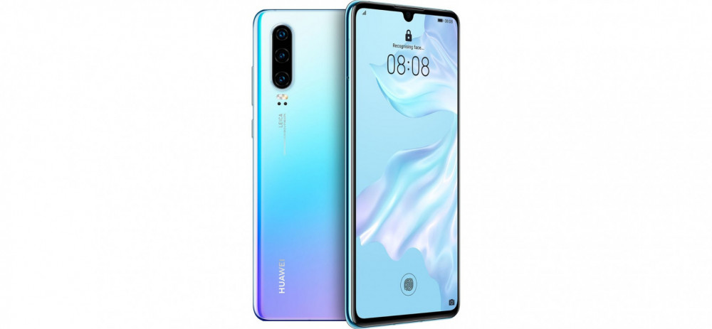 Huawei P30 6 Ram + 128GB Breating Crystal