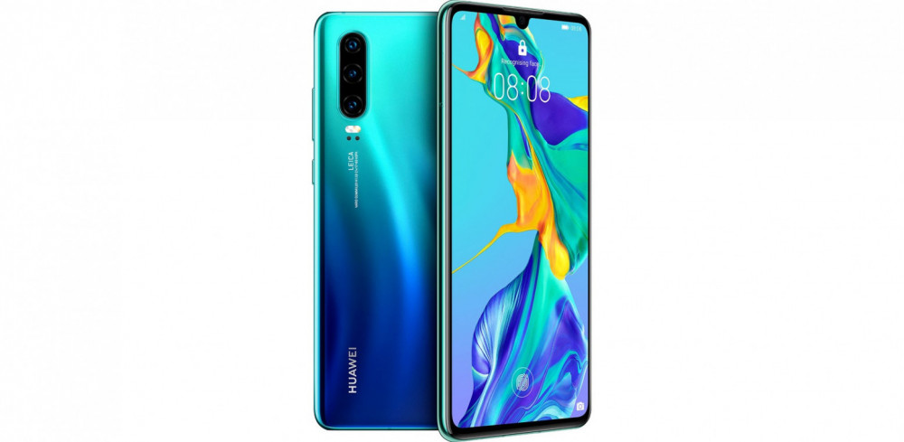Huawei P30 6 Ram + 128GB Aurora