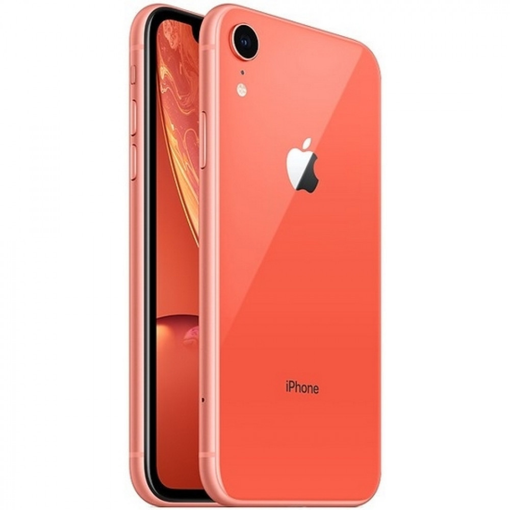 . iPhone XR 64GB Korall