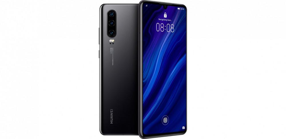 Huawei P30 6 Ram + 128GB Svart