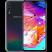 Samsung Galaxy A70 Svart A705