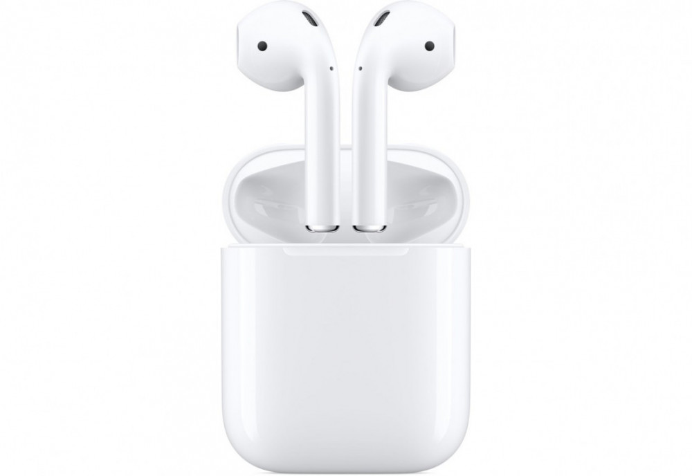 . AirPods (2nd Generation) med laddningsetui
