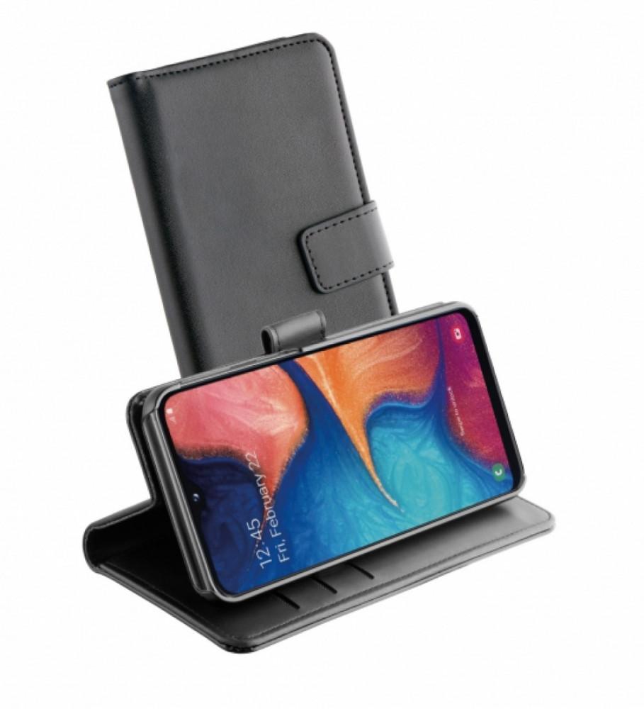 Vivanco Plånboksfodral till Galaxy A70 Svart