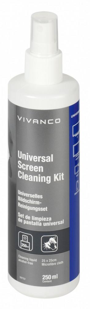 Vivanco Rengöringskit för skärmar