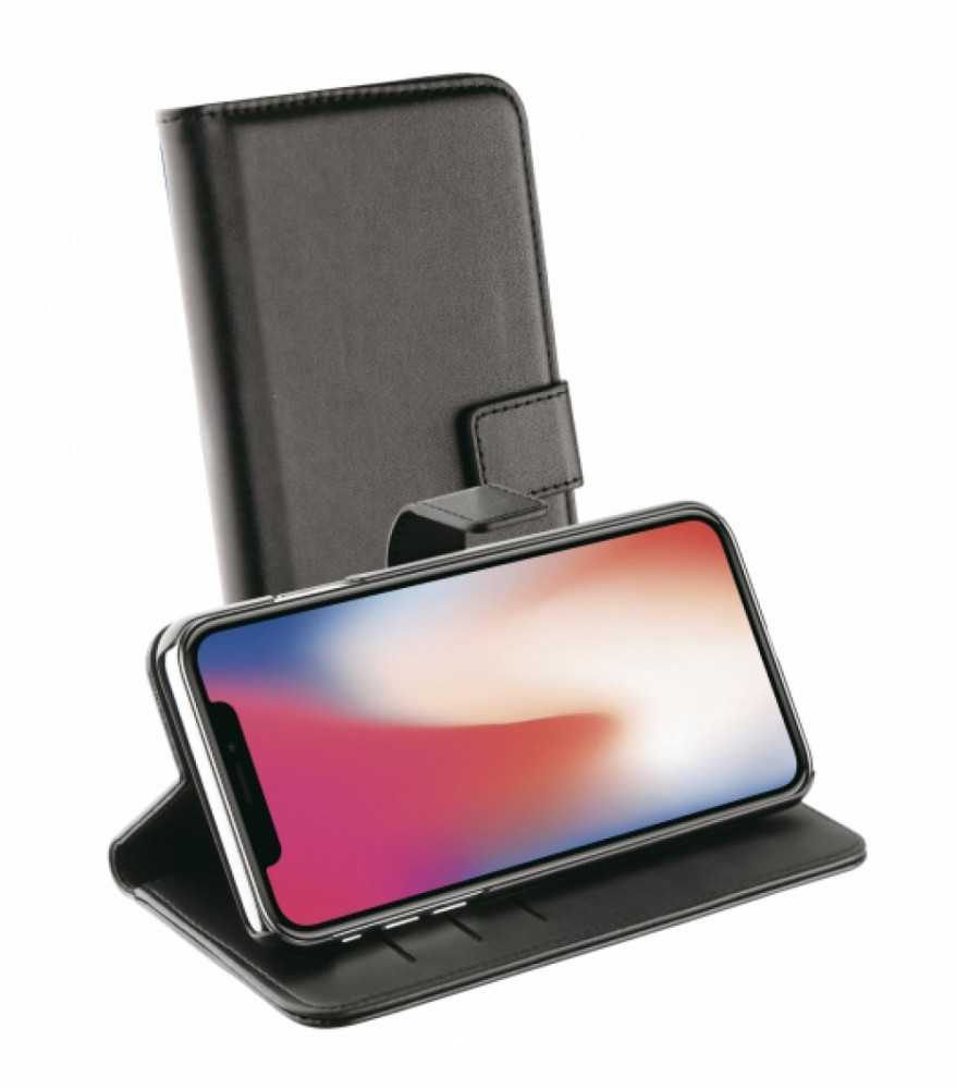Vivanco Plånboksfodral till iPhone 11 Pro Max Svart