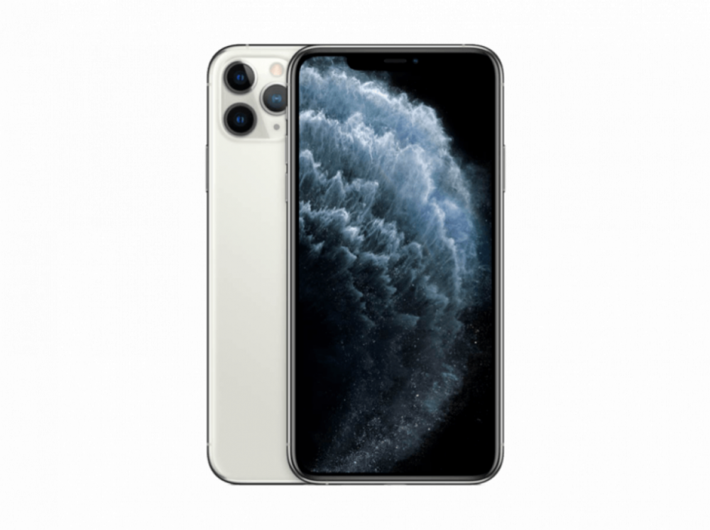 . iPhone 11 Pro Max 256GB Silver
