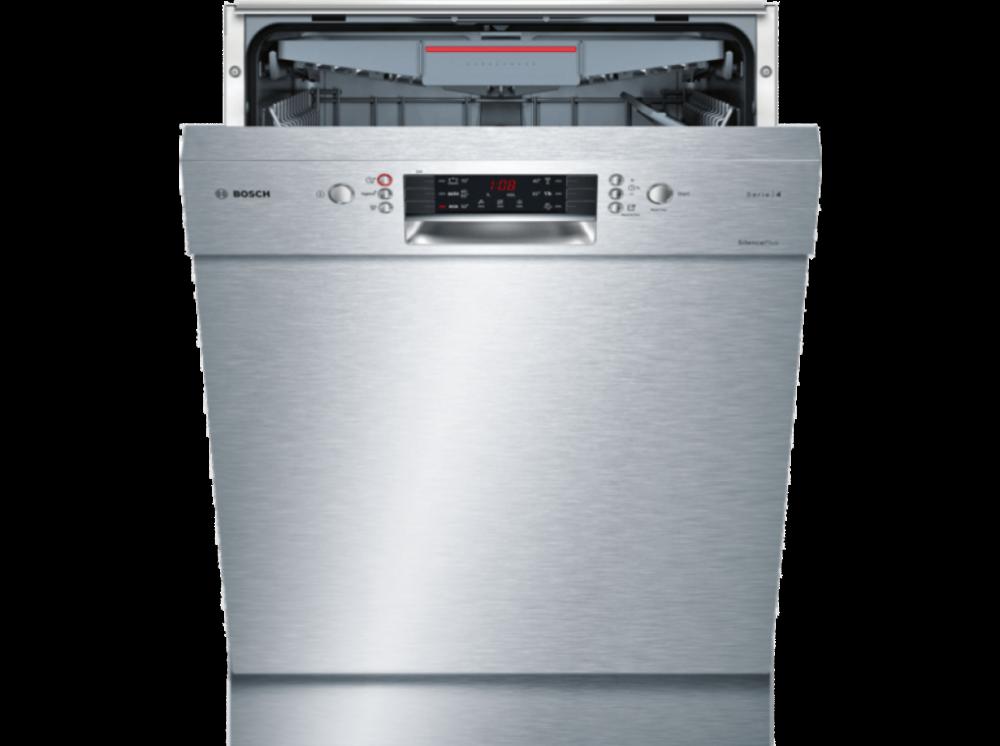 Bosch SMU46KS02S (Rostfri)