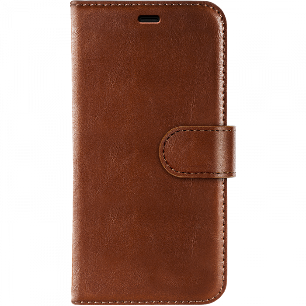 iDeal of Sweden Magnet Wallet+ för iPhone 11 Brun