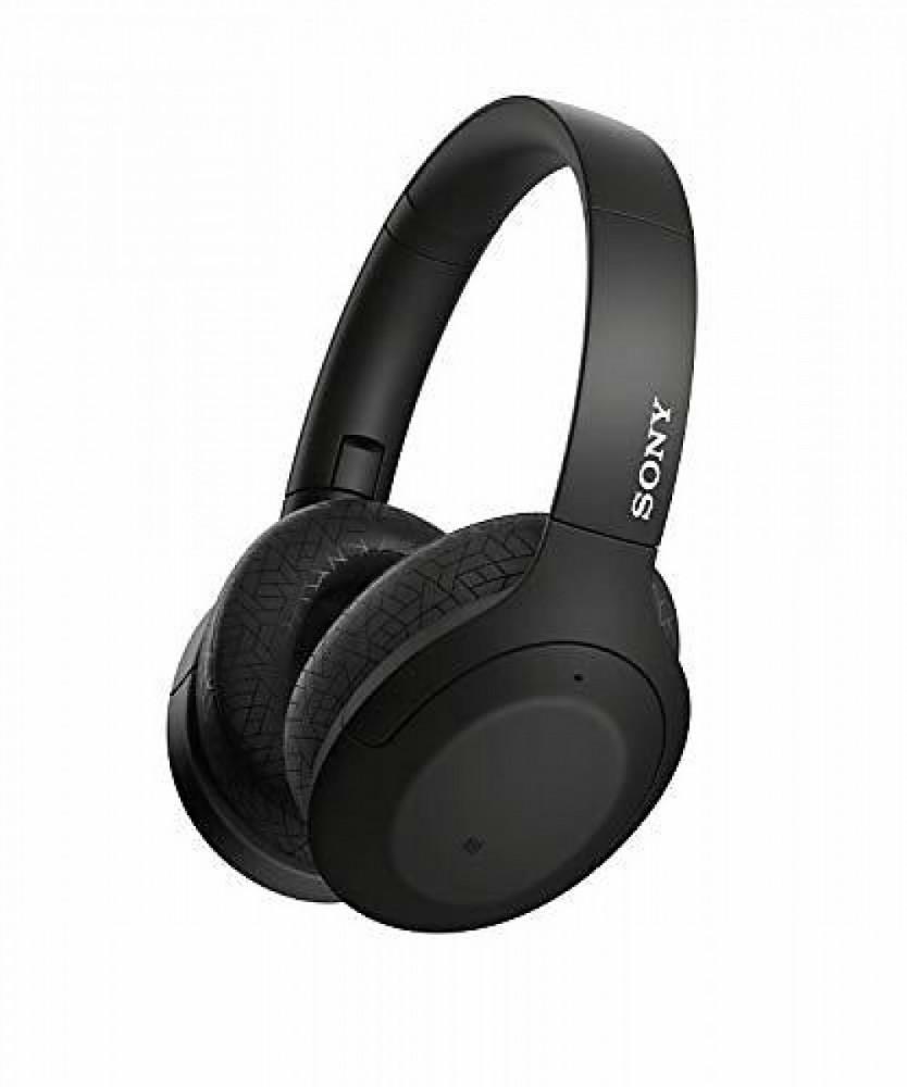 Sony WH-H910N Svart