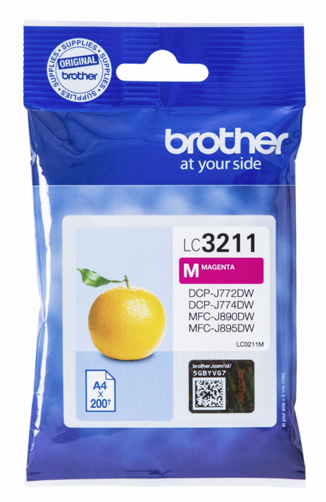 Brother LC 3211M