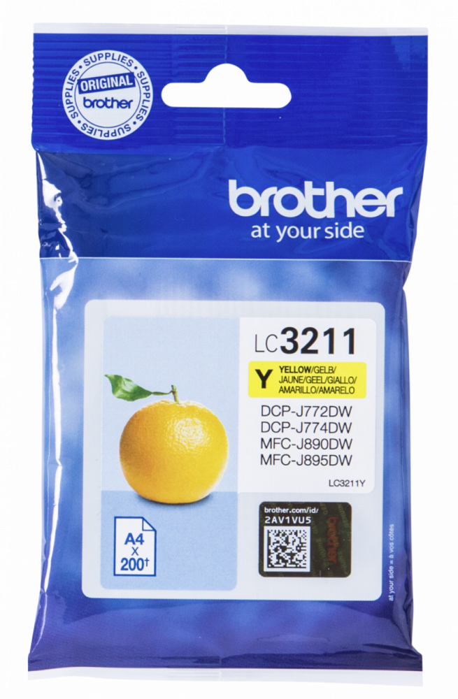 Brother LC 3211Y