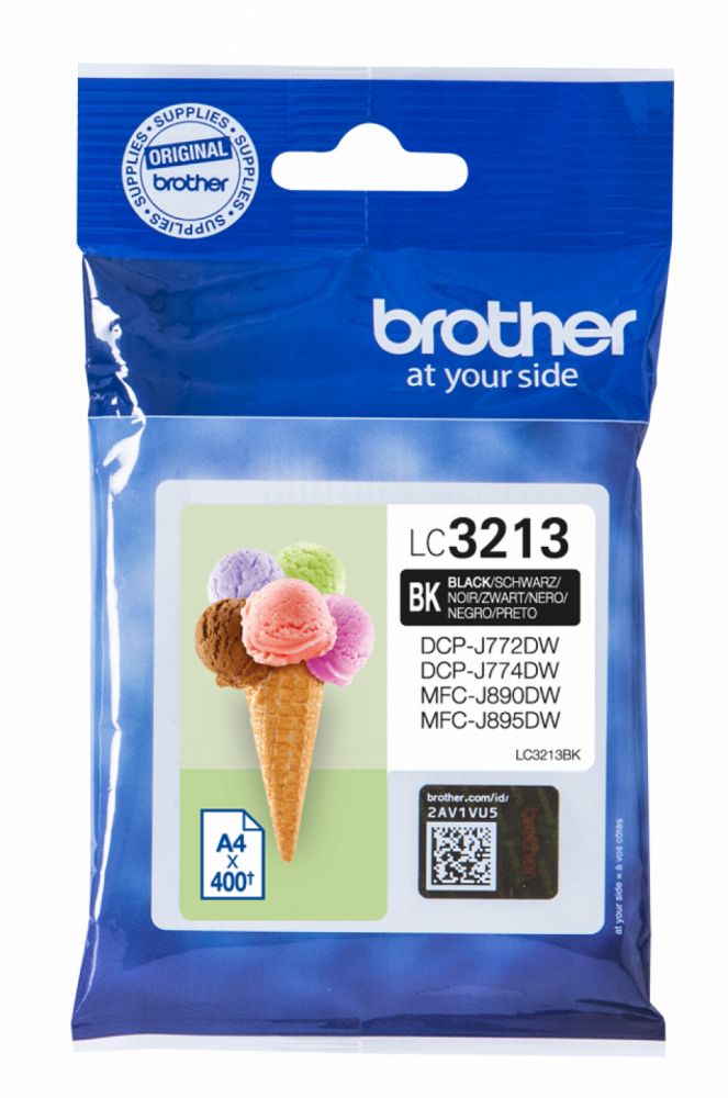 Brother LC 3211BK