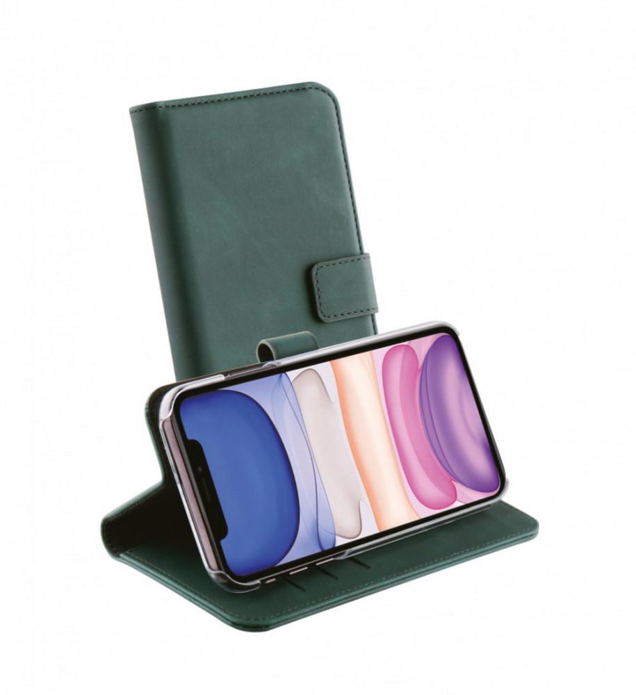 Vivanco Plånboksfodral Grön För iPhone 11
