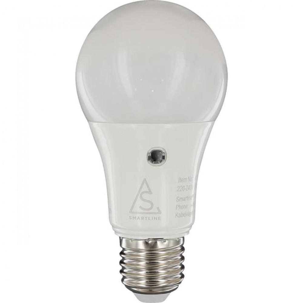 Smartline Sensorlampa LED E27