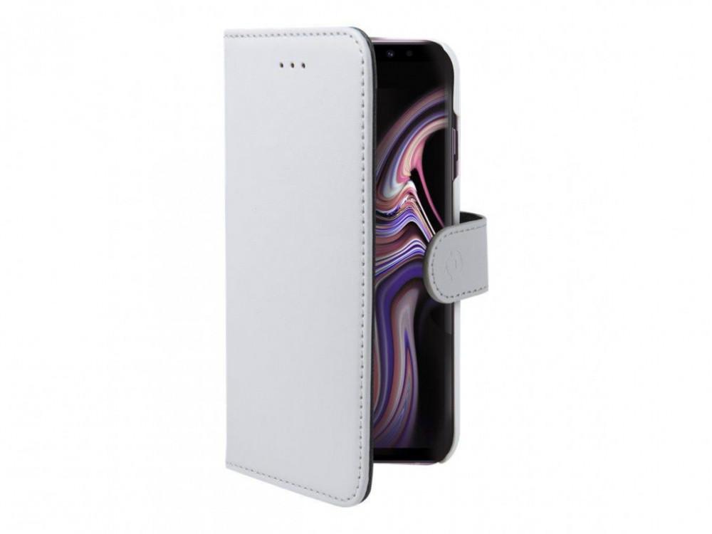Celly Plånboksfodral Vit För Galaxy Note 9