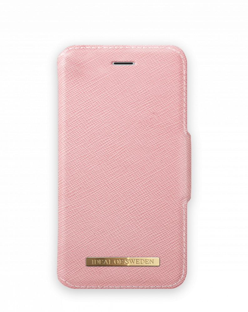 iDeal of Sweden Saffiano Pink För iPhone 8/7/6/6s Plus