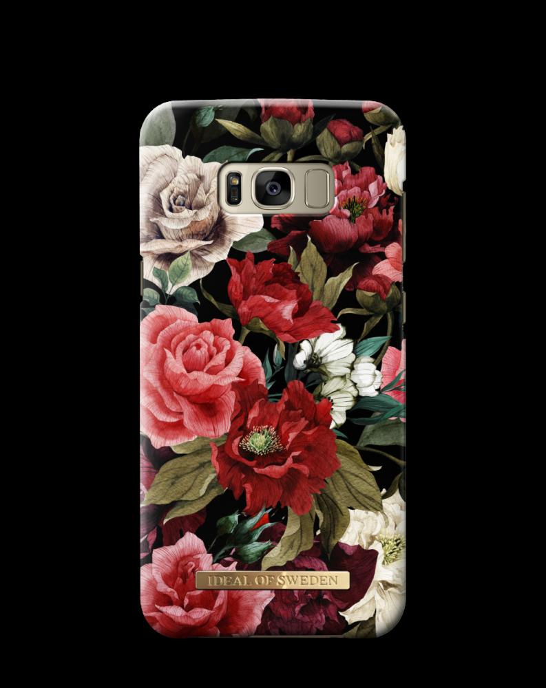 iDeal of Sweden Antique Roses För Galaxy S8 Plus