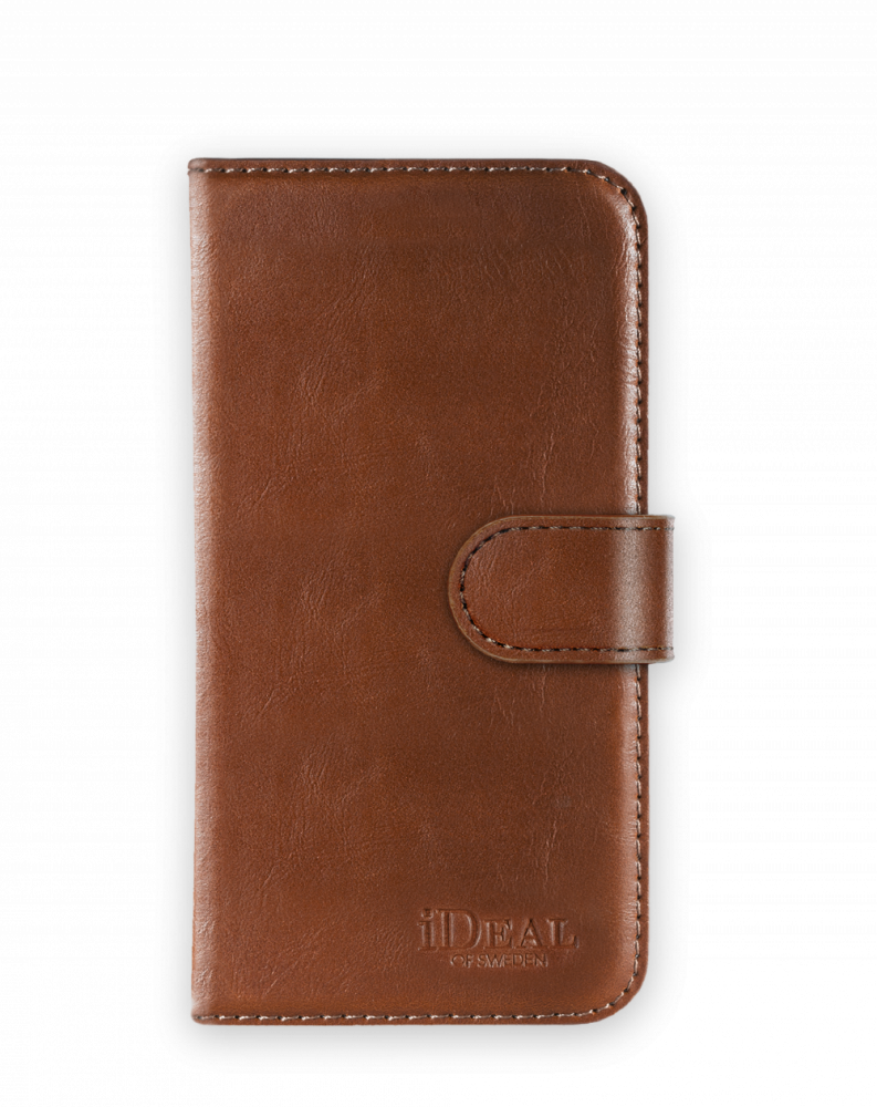 iDeal of Sweden Magnet Wallet+ Brun för iPhone Xs Max