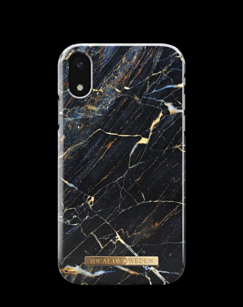 iDeal of Sweden Port Laurent Marble För iPhone XR