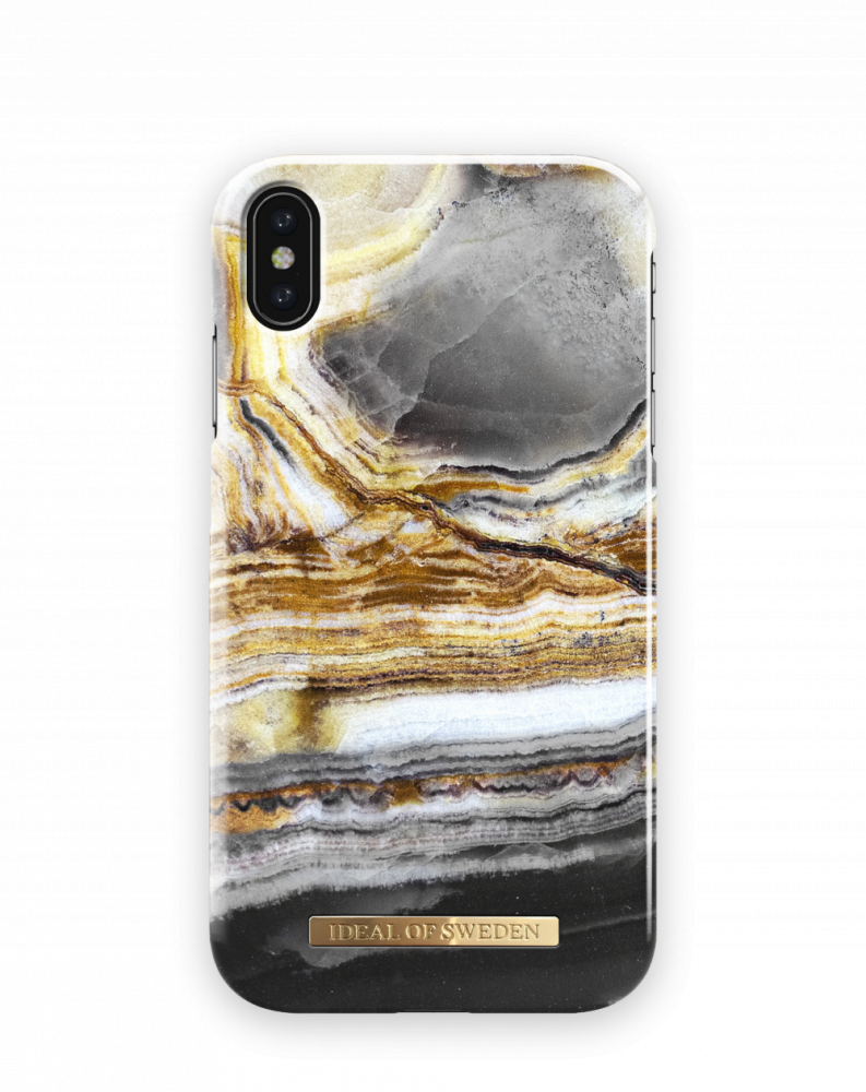 iDeal of Sweden Outer Space Agate För iPhone Xs Max