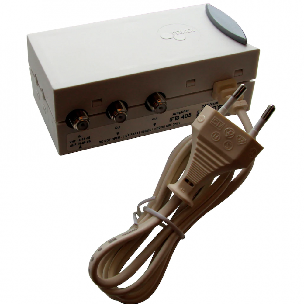Triax IFB405 Signalförstärkare