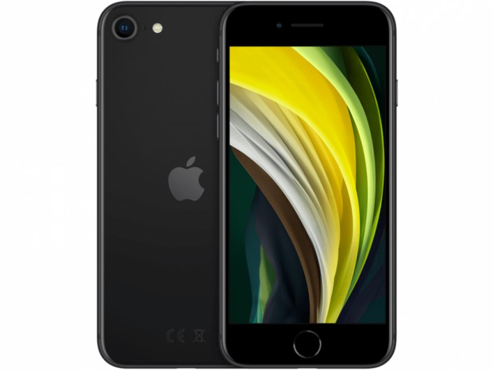 . iPhone SE 128GB Svart