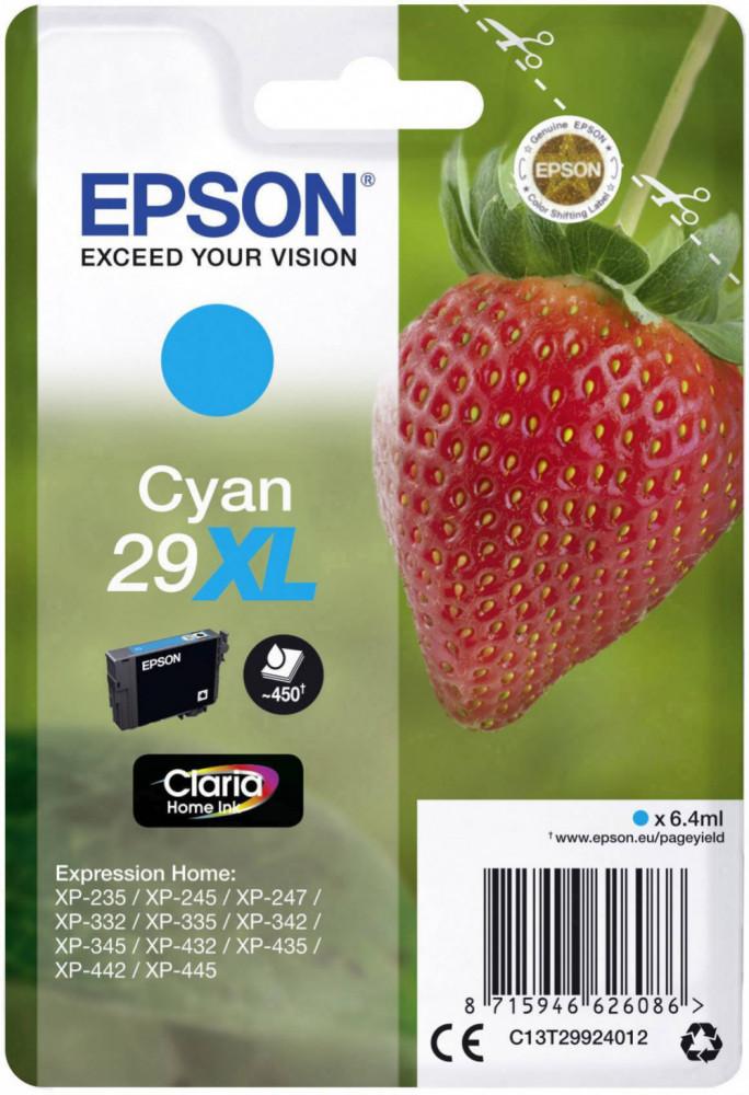 Epson 29xl Cyan C13T29924012