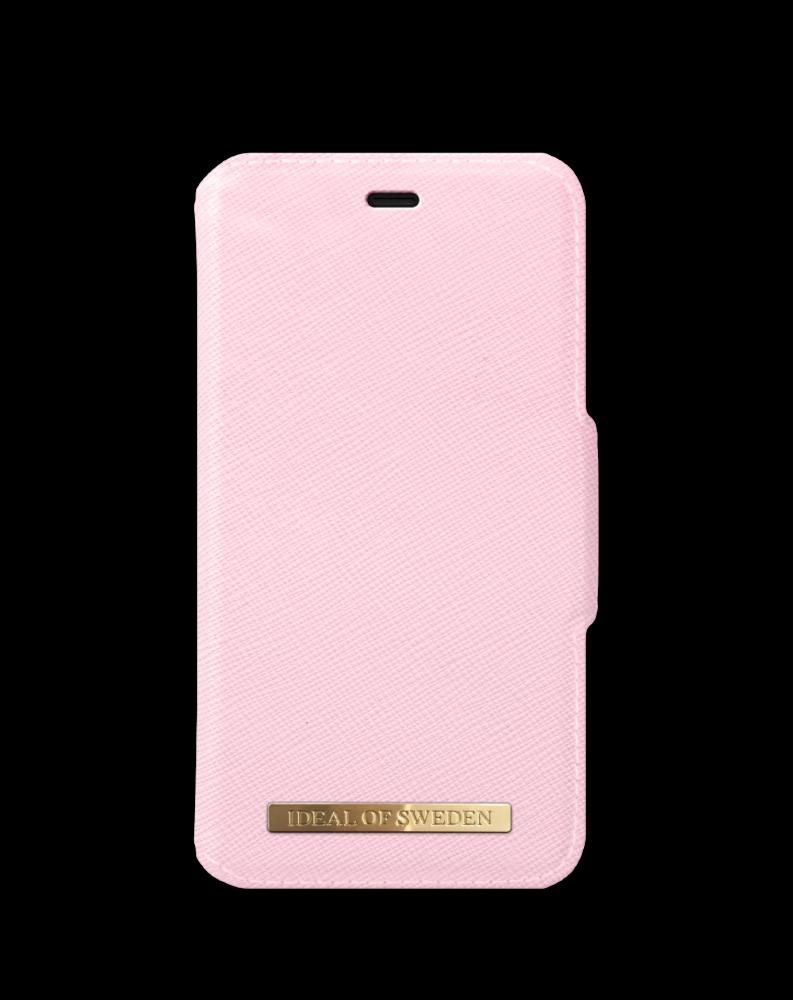 iDeal of Sweden Saffiano Pink För iPhone 11/XR