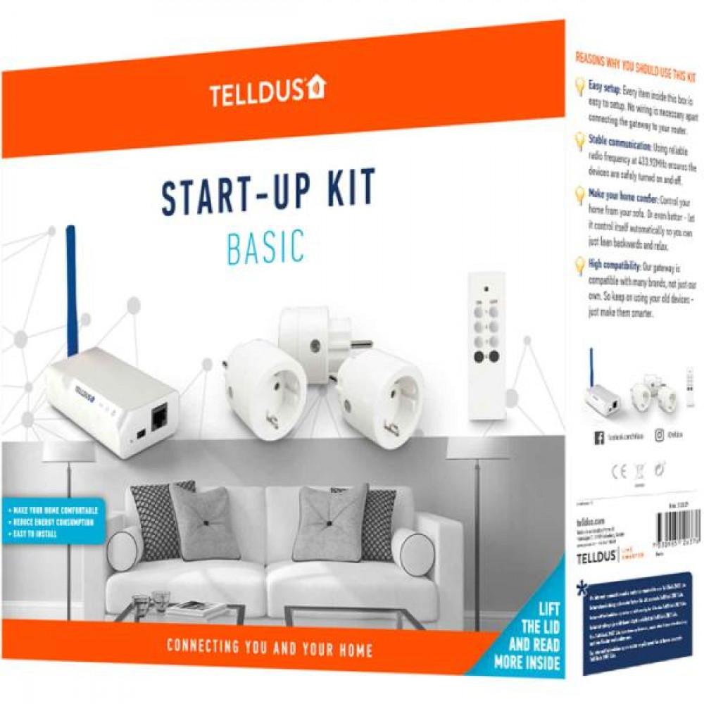 Telldus Smarthem Startpaket Basic