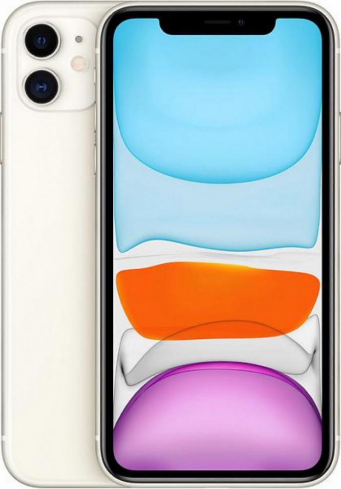 . iPhone 11 64GB Vit