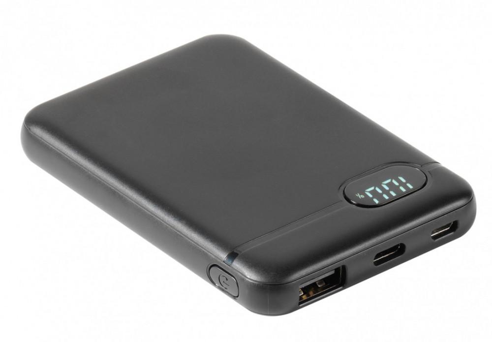 Vivanco USB-C Power Bank 5000mAh 2xUSB 2.1A