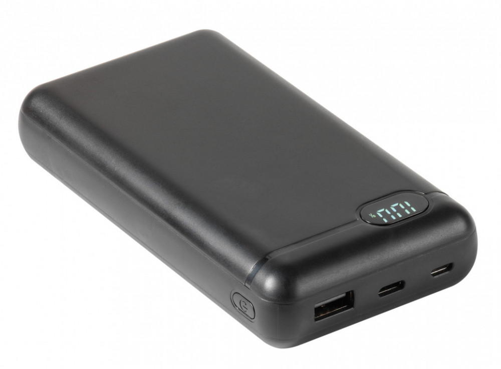 Vivanco USB-C Power Bank 20000mAh 2xUSB 3.1A