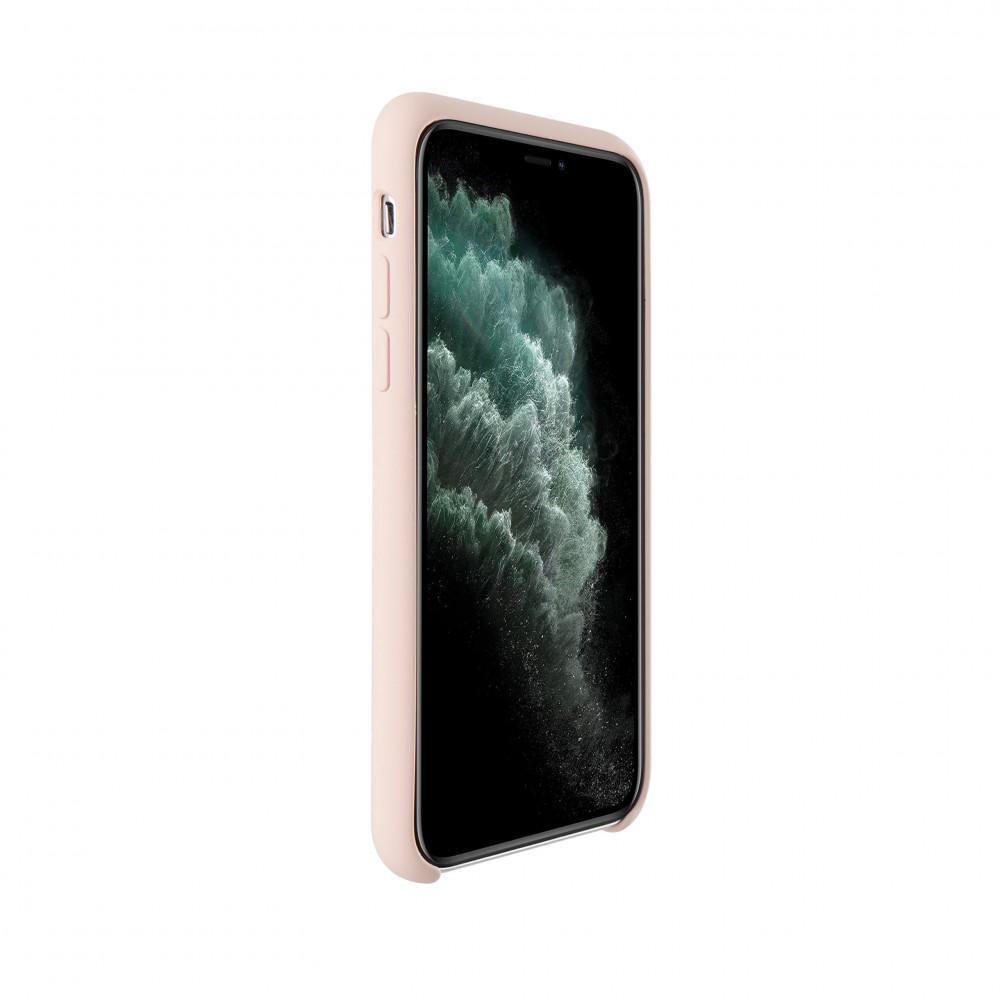 Vivanco Silkonskal För iPhone 11 Pro Rosa Sand