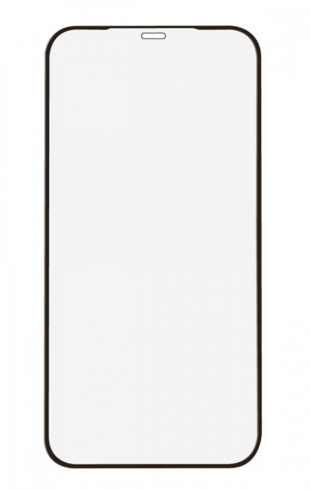 Vivanco Full Screen Skyddsglas 9H För iPhone 12 Pro Max