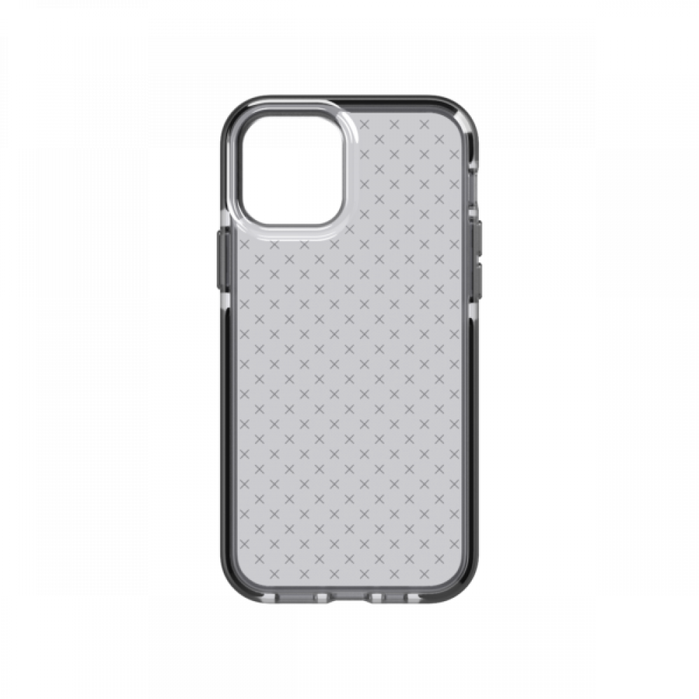 Tech21 Evo Check För iPhone 12 / 12 Pro Smokey/Black