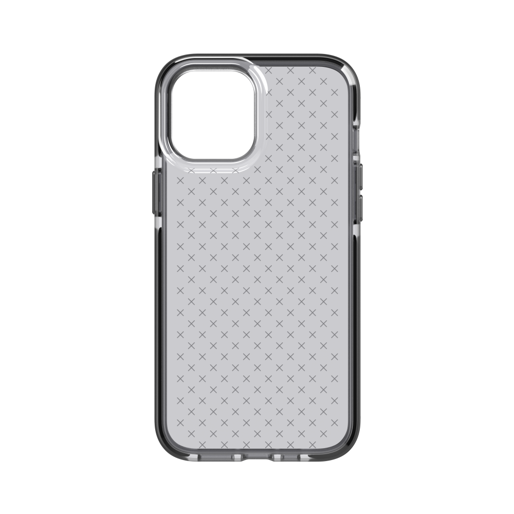 Tech21 Evo Check För iPhone 12 Pro Max Smokey/Svart