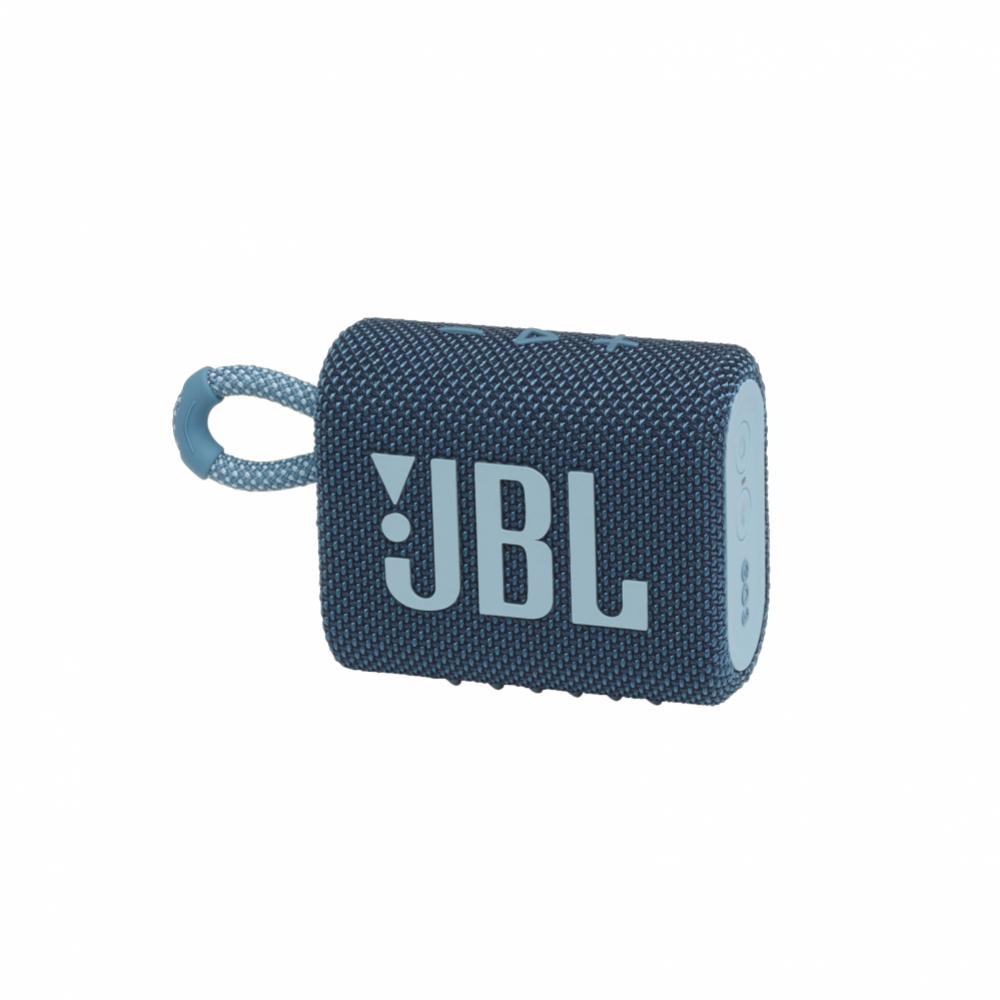 JBL GO 3 Blå