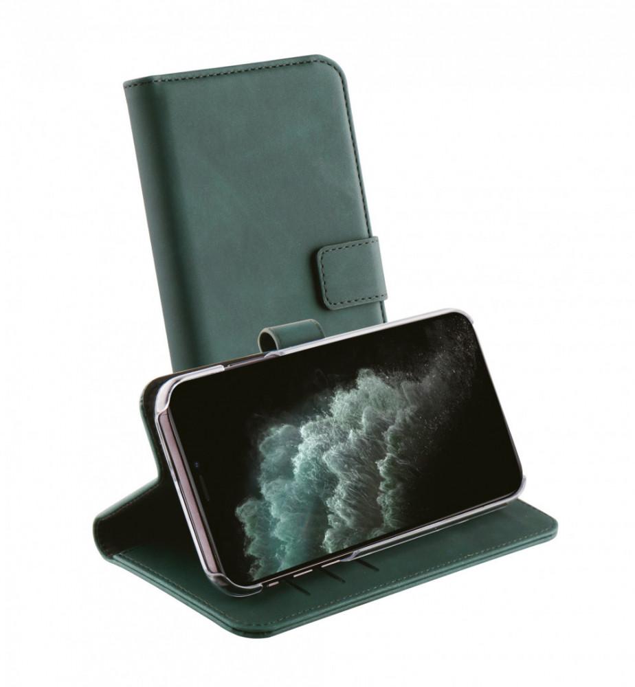 Vivanco Plånboksfodral För iPhone 11 Pro Grön