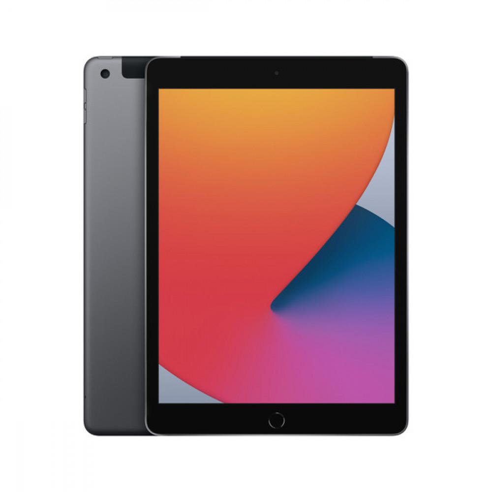 . iPad 2020 (8th Gen) 32GB 4G – Rymdgrå