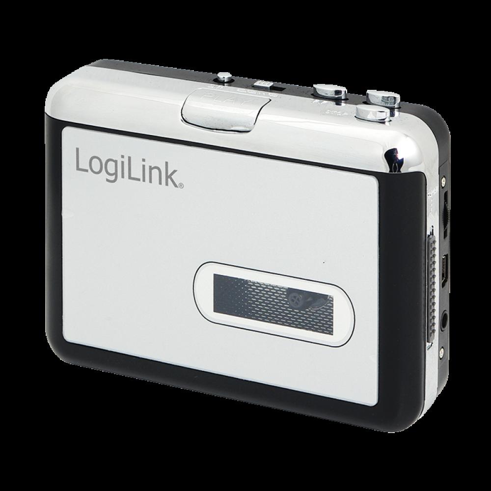 LogiLink UAO156 Kassett-digitaliserare