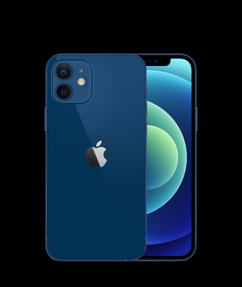 . iPhone 12 64GB Blå