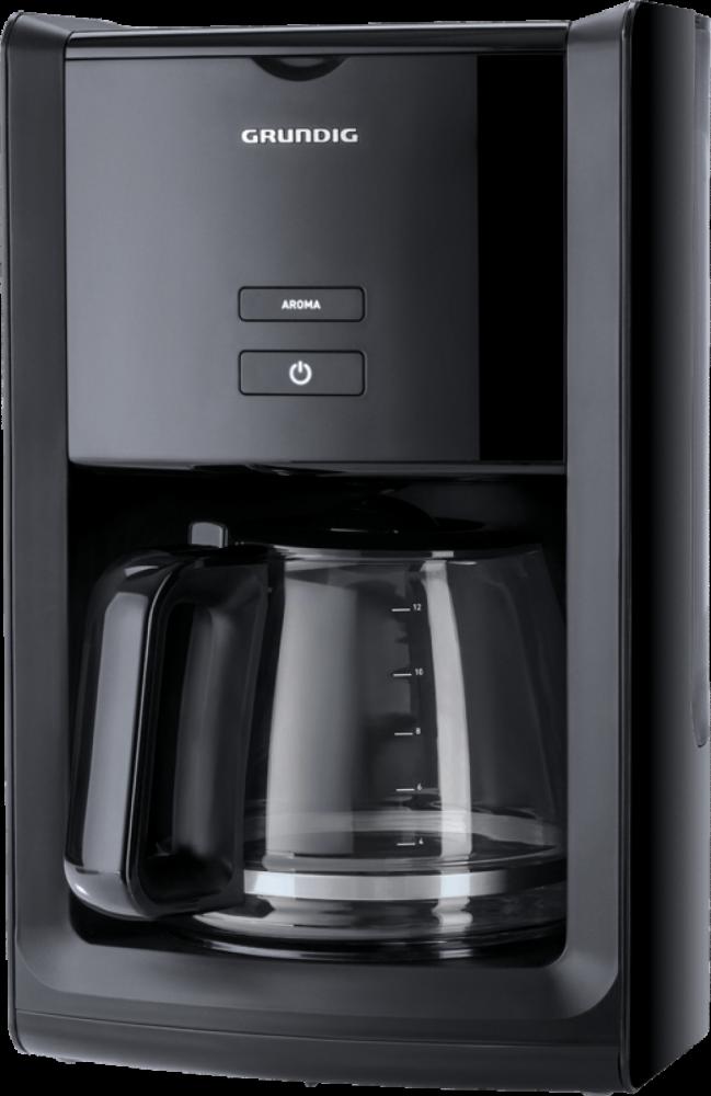 Grundig KM 6280 Kaffemaskin Black Sense