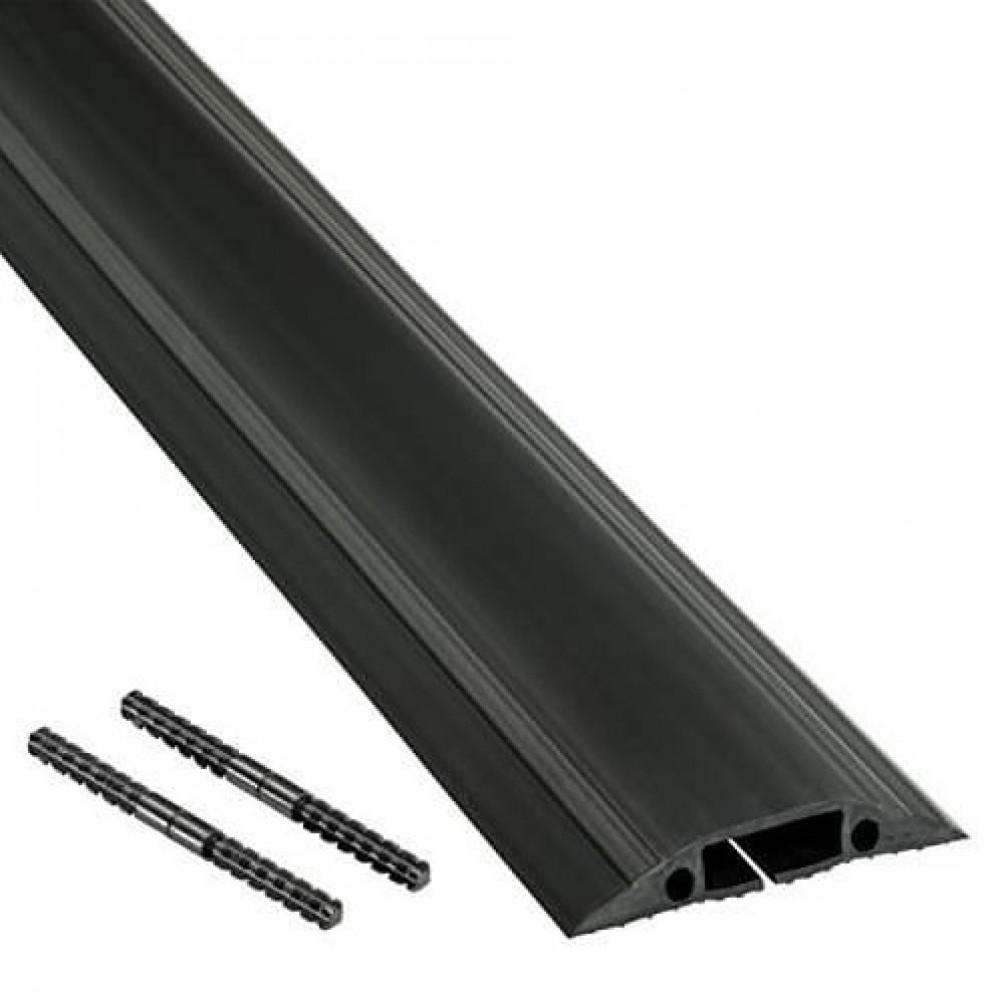 D-Line Kabelkanal Golv PVC Pro 1.8m