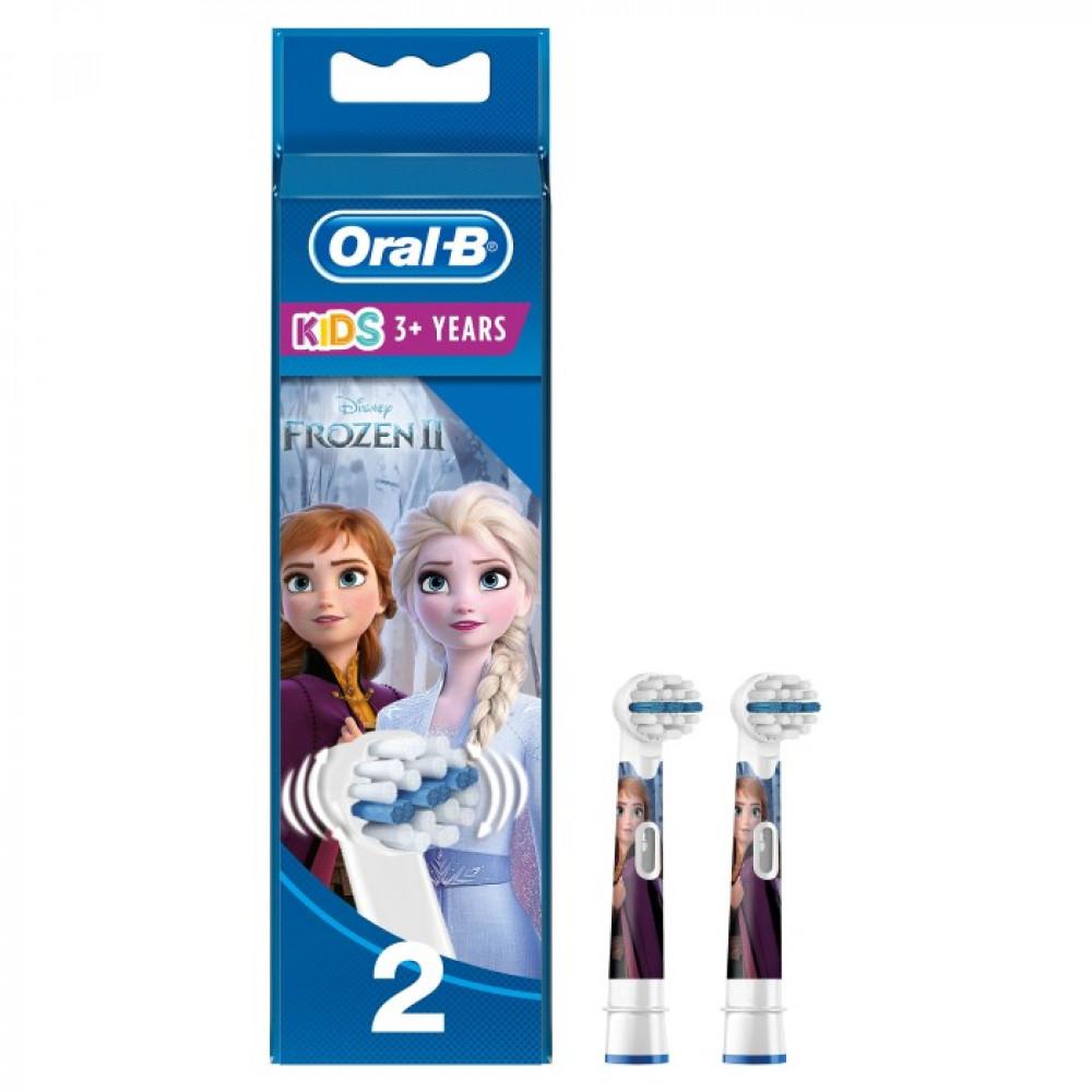 Oral-B Kids Frozen Refill 2 st