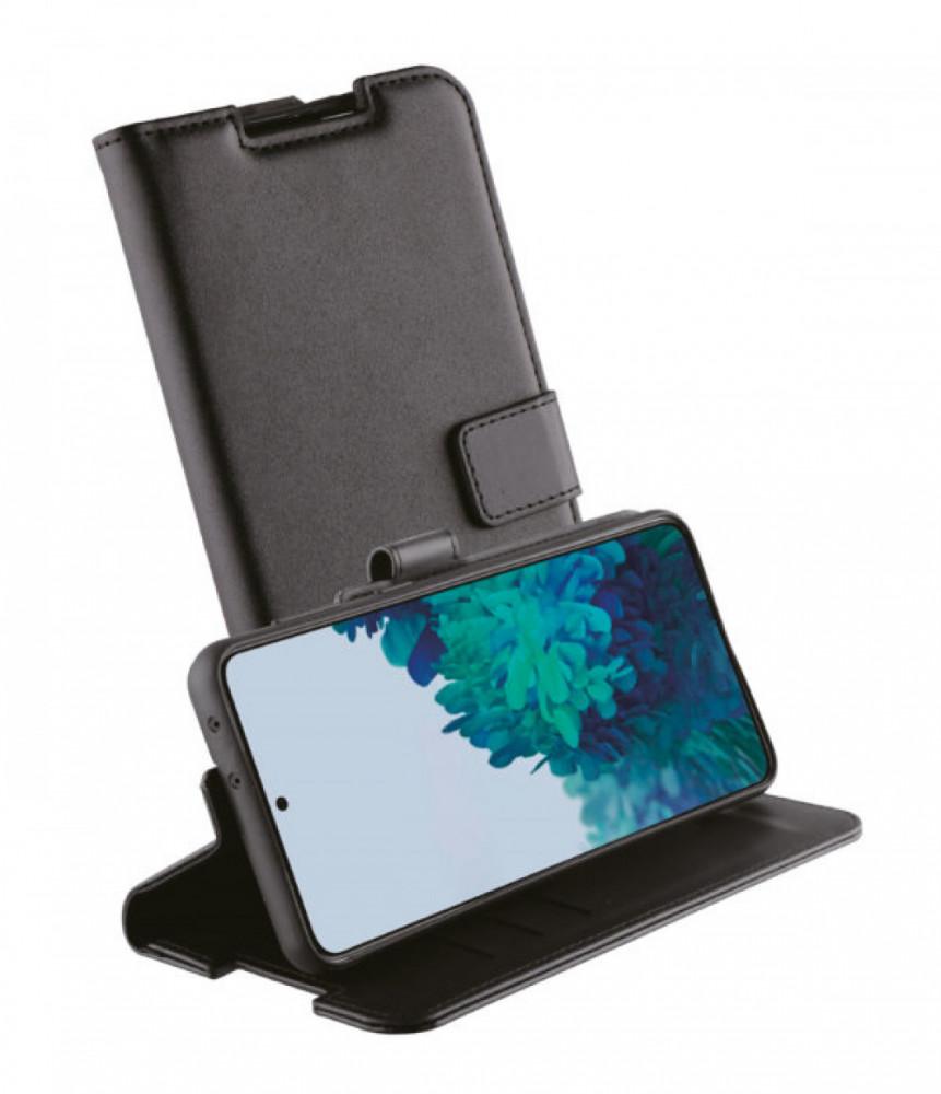 Vivanco Plånboksfodral För Galaxy S21 Ultra 5G Svart